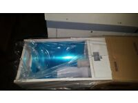 NEW Industrial Lighting Venture 250W HQI Lowbay Fitting, Steel Body, Aluminium Reflector LBR250HQI