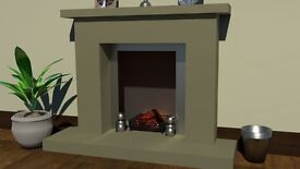 Cardhu Fire surround