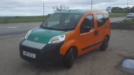 Fiat Qubo 1.4 petrol 12 Months MOT !!! PRICE DROP !!!