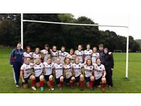 Community rugby club looking for new female and male players! No experience necessary!