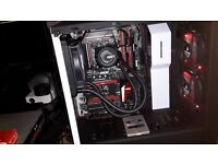 Liquid Cooled Skylake Gaming PC (SWAPS OR OFFERS)