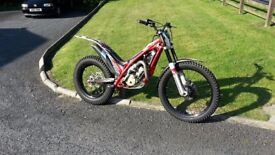 2012 gas gas 280 racing trials bike