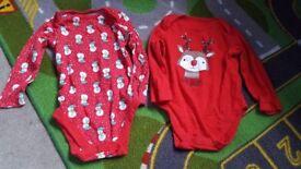 Baby 6-9months christmas bundle