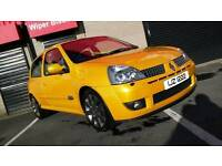 WANTED low miled Renault Clio sport 182