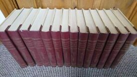 new world library set of childrens encyclopedias, Set of 13 The New World Library Books