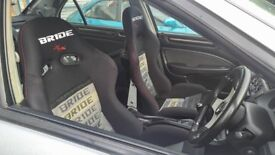 Brand New Bride REPS Bucket Seats Recliner Seats