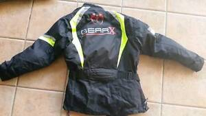 GEARX Original Apparel Motorcycle Jacket - Size M Glenelg East Holdfast Bay Preview