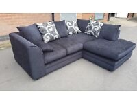-- SAME DAY & NEXT DAY DELIVERY AVAILABLE -- NEW BARCELONA CORNER SOFA OR 3+2 SOFA SET IN STOCK