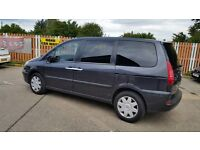 2007 PEUGEOT 807S 2.0HDI 7SEATER