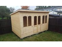 JANUARY OFFER ONLY 13ft x 8ft Isla Summer House