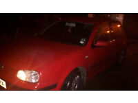 voltswagon golf 1.4 petrol x reg not for sales breaking/ parts only