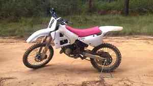 Yz 125 vmx Booval Ipswich City Preview