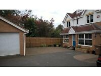 Available - Off road Parking (Driveway) Also secure storage in Garage