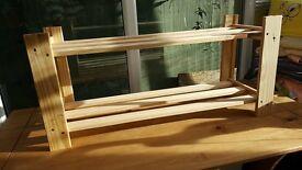 Shoe Rack Wooden