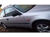 honda civic bargain automatic 2 door car