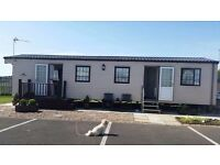 Beautifull three bedroomed static caravan on residential site, all this years fee's paid