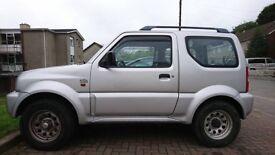 Suzuki JIMNY 4X4 2002 M13A