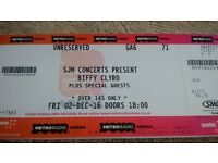 Biffy Clyro, Newcastle.