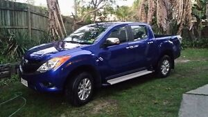 MAZDA 2012 4X4 BT50 DUAL CAB TURBO 6 SPEED MANUAL Manly West Brisbane South East Preview