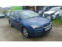 07 Ford focus 1.6tdci ****BREAKING ONLY