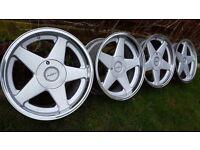 "17's Genuine alloys""AZEV A""5x100 width J7,5/J8,5 WV VR6,GOLF MK4,SUBARU,BORA,AUDI TT,LEON,CUPRA"