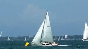 26 foot trailer sailer. Bonnells Bay Lake Macquarie Area Preview