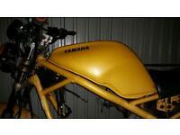 Yamaha xj600n spares or repair.