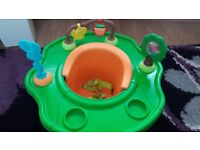 Bumbo Seat With Toy Tray £20