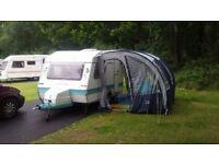 Small 2/4 berth caravan **project**