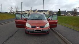 Renault Great Condition car very low milage