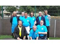 Waking football kilmarnock over 50s