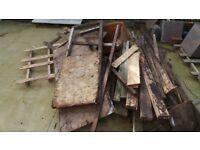 FREE - Scrap Wood - Pallets - Fire Wood ?