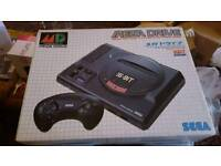 Japanese import boxed SEGA Megadrive for sale