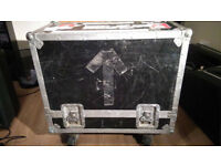 Marshall flight case.
