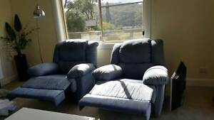 Two Sofas/Couches SALE Chatswood Willoughby Area Preview