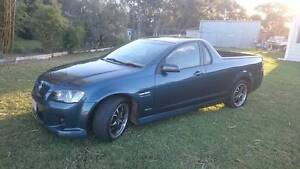 2009 VE SV6 HOLDEN COMMODORE UTE MANUAL Torquay Fraser Coast Preview