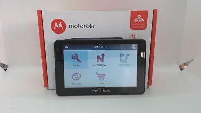 Motorola Xplore 500 5 inch  UK & ROI Sat Nav