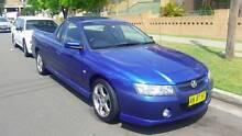 2006 Holden Commodore Ute VZ 'S'  (LIGHT DAMAGE) CHEAP Sydney Region Preview