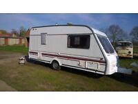 SWIFT CHALLENGER 440 SE four berth caravan Norwich £1250