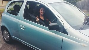 2003 Toyota Echo Hatchback Airlie Beach Whitsundays Area Preview