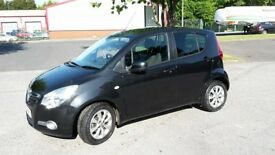 2014 14 VAUXHALL AGILA 1.2 SE AUTOMATIC ONLY 13000 MILES