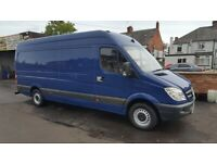 Man with Van, Home removals and collections, excellent prices, no job to small call for info.