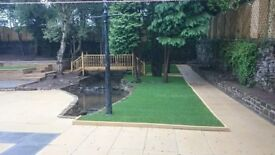 Dwlandscapes (landscape gardening , fencing and maintenance )