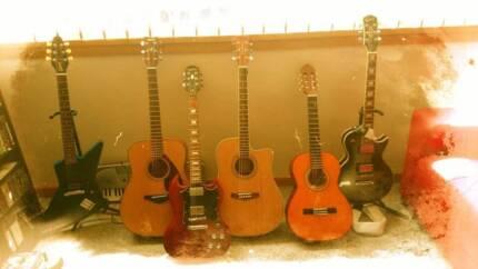 M,Broadby Guitar Tutoring