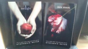 Twilight and New Moon (ENGLISH VERSION)