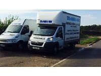 TJ's man and van house removals clearance Removal Norwich Norfolk uk removals
