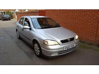 2002 02 Vauxhall Astra 1.7 td turbo diesel 30 a year road tax long mot