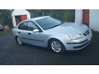 Saab 9-3 2.2 TID cheap for quick sale