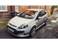 Abarth Punto Supersport 180HP GREY
