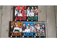 A-Team DVD boxsets - seasons 1 to 5